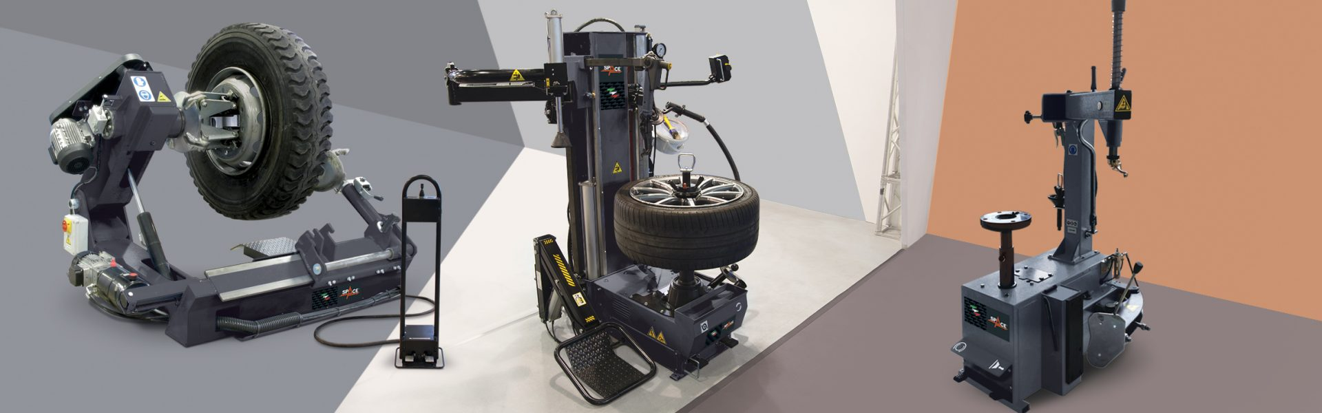 tyre-changers space